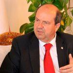 Лидер ТРСК возмутился тем, что президент греческого Кипра назвал турок-киприотов соотечественниками
