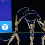 В Баку стартовал Чемпионат Европы по художественной гимнастике