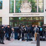 Лондонский суд определил порядок слушаний по экстрадиции Ассанжа