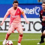 Месси обошел Роналду по числу голов за клубную карьеру