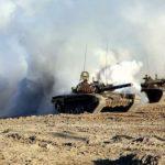Азербайджанская Армия освобождает оккупированные территории страны