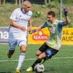 Очередной гол Аскерова в чемпионате Латвии