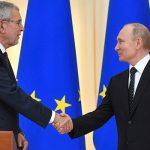 Австрия планирует и дальше оставаться в проекте «Северного потока – 2»