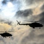 В Хорватии разбился военный вертолет
