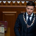 Владимир Зеленский подписал свой первый указ