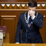 Петиция за отставку Зеленского стремительно набирает голоса