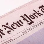 The New York Times не будет публиковать политические карикатуры
