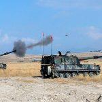 Турецкая артиллерия нанесла массированный удар по позициям сторонников Асада