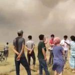В воинской части близ города Арысь на юге Казахстана произошел пожар, взорвались боеприпасы АУДИО