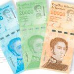 Венесуэла введены в оборот новые денежные знаки