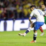 Сборная Бразилии разгромила команду Боливии в стартовом матче Кубка Америки
