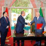 Главы МИД Ирана и Турции подписали соглашение о сотрудничестве