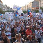 В Чехии прошли митинги с требованием отставки Андрея Бабиша с поста премьер-министра
