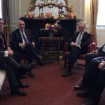 В Вашингтоне проходит встреча глав МИД Азербайджана и Армении