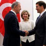 Турция и США обсудили возможность создания зоны безопасности в Сирии