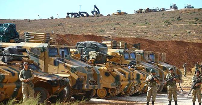 Эрдоган в шаге от начала операции в Идлибской зоне
