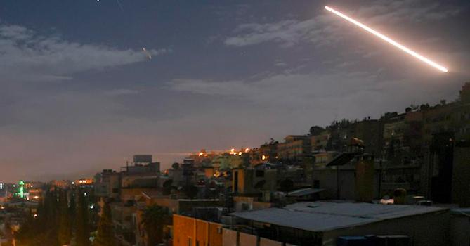 Израиль нанес ракетный удар по дому лидера политбюро ХАМАС