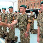Азербайджанские миротворцы вернулись из Афганистана