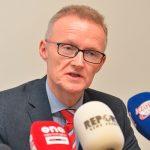 Михаэль Киндсграб сложил с себя полномочия посла Германии в Азербайджане