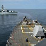 """Американский эсминец """"Портер"""" начал переход в Черное море для учений НАТО"""
