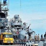 Грузия планирует упростить кораблям НАТО доступ в порты страны