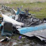 В Украине упал самолет, есть погибшие
