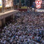 В Гонконге проходит акция протеста против закона об экстрадиции