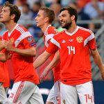 Сборная РФ по футболу разгромила команду Сан-Марино на отборе Евро-2020