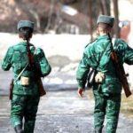 На азербайджано-иранской границе произошел вооруженный инцидент