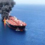 МИД Ирана выразил протест Великобритании из-за заявлений по инциденту с танкерами