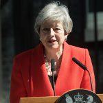 Тереза Мэй сегодня покидает пост лидера британских консерваторов