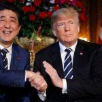 Трамп назвал Абэ величайшим премьером за всю истории Японии