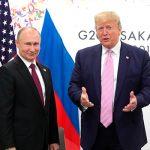 Китай, Сирию и вопросы разоружения обсудили Путин с Трампом