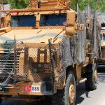 Турецкий спецназ прибыл на границу с Сирией