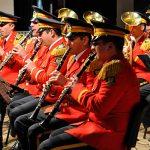 День Вооруженных Сил военные оркестры отметят показательными выступлениями