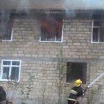 Пожар на Зыхском шоссе потушен