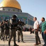 На Храмовой горе произошли стычки арабов с полицией