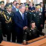 Министры обороны Азербайджана и Турции посетили в Нахчыване воинскую часть
