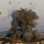 В Израиле на военном заводе прогремел мощный взрыв