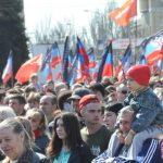 На Донбассе прошли зрелищные учения Объединенных сил