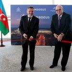 В Международном аэропорту Гейдар Алиев будут применяться облачные технологии