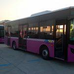 В Баку по ряду направлений выпущены дополнительные экспресс-автобусы