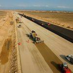 Началась реконструкция дороги Уджар-Зардаб-Агджабеди