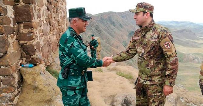 Азер Сулейманов: «У руководства Грузии есть все возможности пресечь эти провокации»