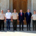 В Военной Академии проводится встреча с экспертами НАТО