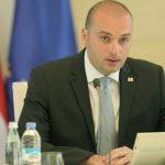 Премьер Грузии приветствует решение Путина не вводить меры против Тбилиси