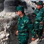 Армяне обстреляли пограничный пункт в Газахе