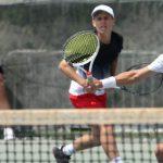 Завершился шестой день соревнований по теннису EYOF Baku 2019