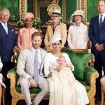 Сына принца Гарри и Меган Маркл крестили в Виндзорском замке