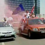 В Грузии прошли автошествия с требованием отставки главы МВД